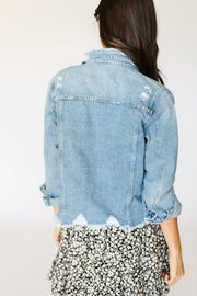 Zora Denim Jacket