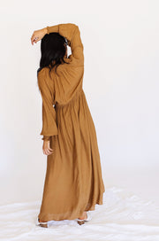 Sahara Dress in Amber