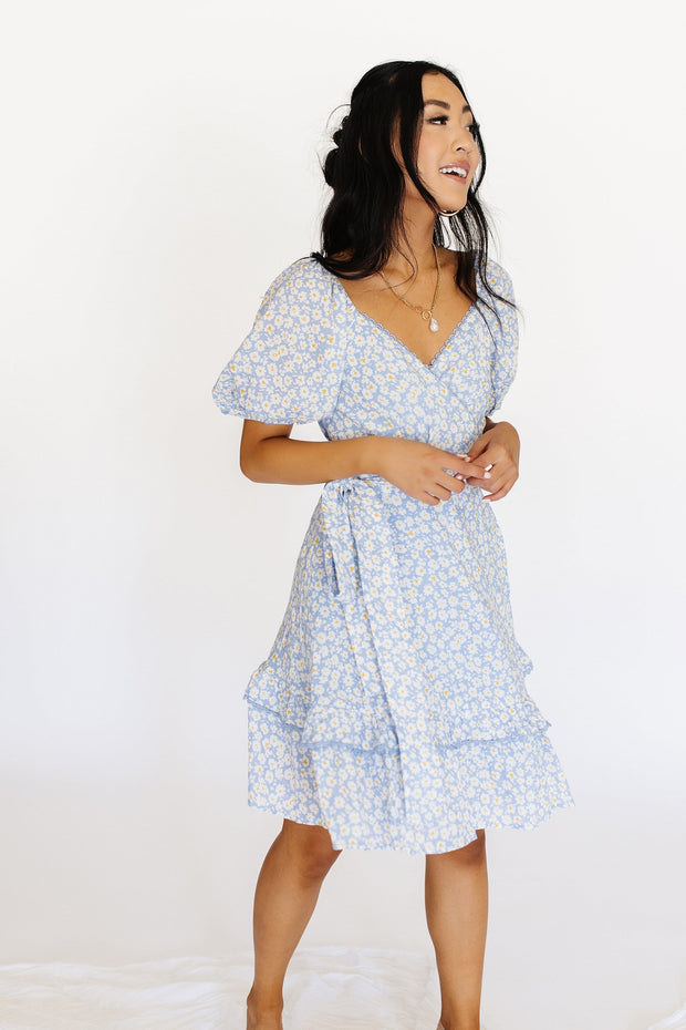 Valari Floral Dress