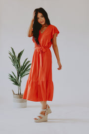 RESTOCK - Bright Side Midi Dress