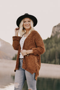 Sweet Like Cinnamon Cardigan