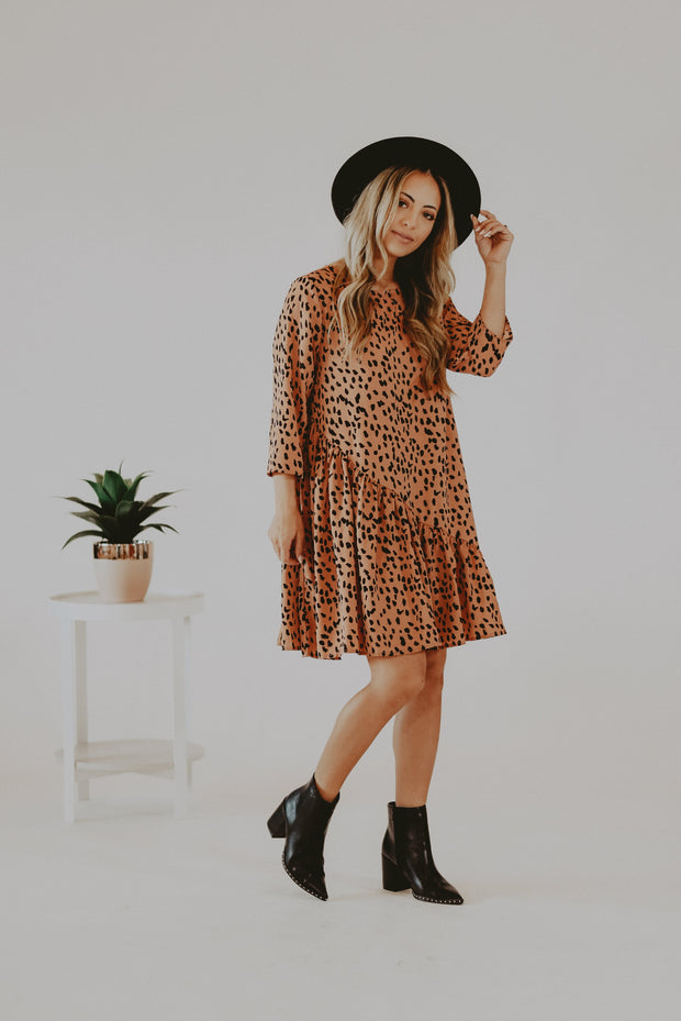 RESTOCK - Marnie Dot Dress