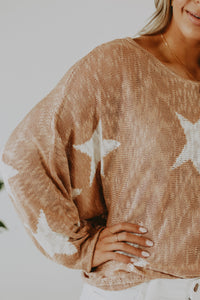 Beaumont Chenille Sweater
