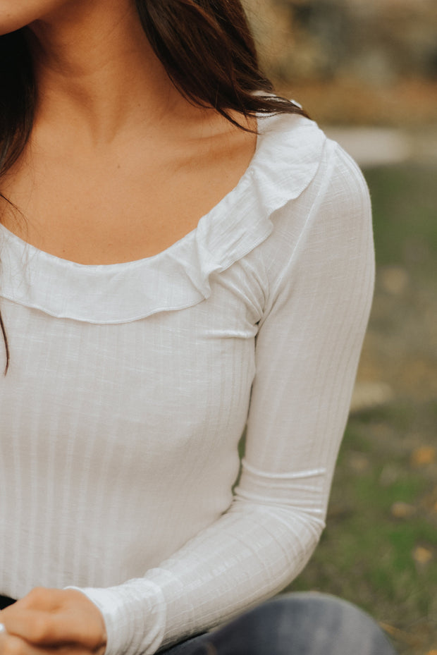 RESTOCKED - Simple Days Top