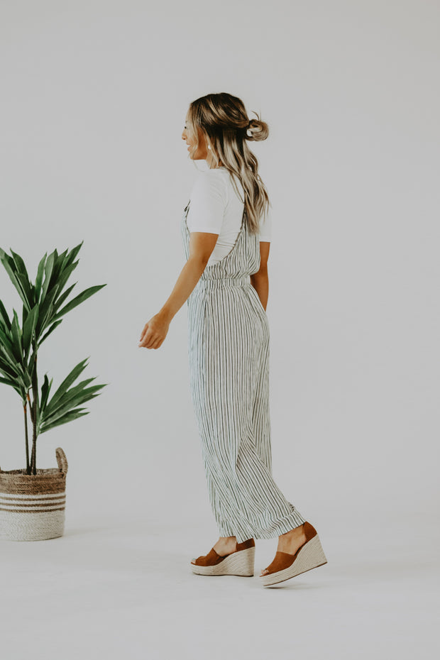 Lexington Overall Jumpsuit