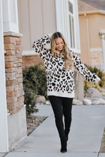 Wild Wonder Leopard Sweater