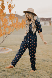 Romee Dotted Jumpsuit