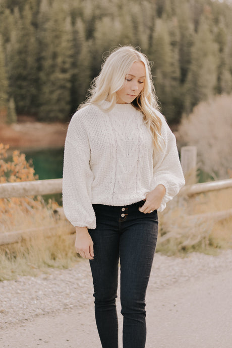 Park City Chenille Sweater