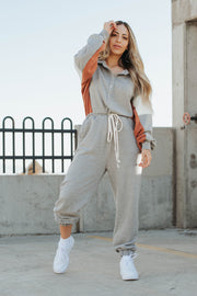 No Rush Jumpsuit