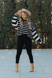 Howell Striped Sweater