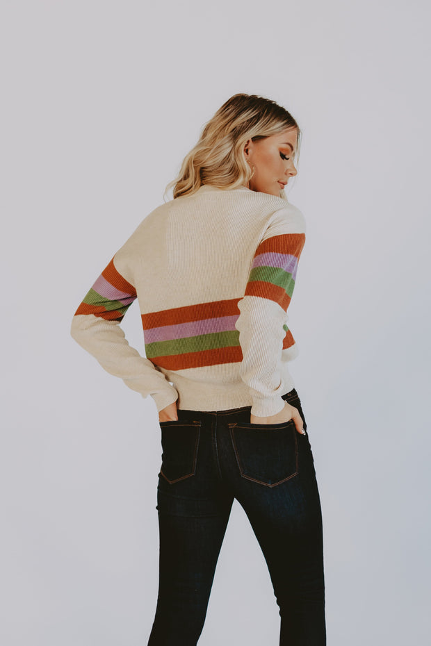 Places To Go Sweater