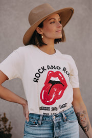 Rock and Roll Concert Graphic Tee