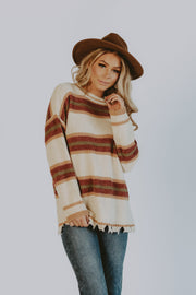 Jones Distressed Sweater