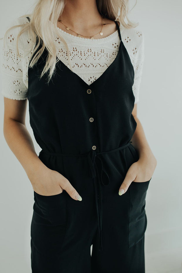 High Society Jumpsuit