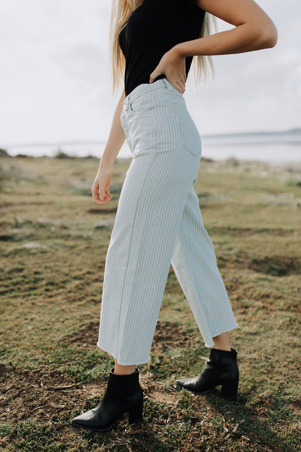 Charlie Stripe Pants