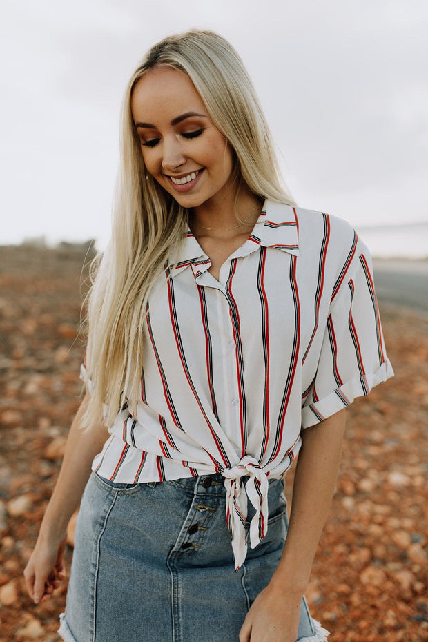 Milo Stripe Top