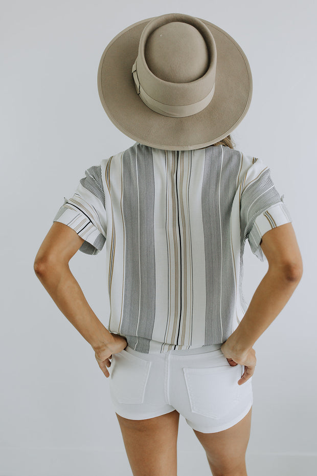 Averi Stripe Shirt