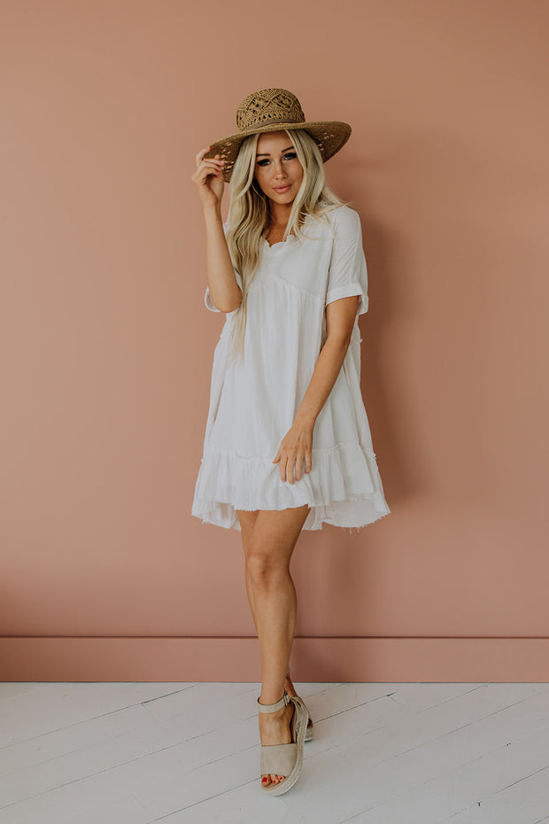 Lady Like Tunic Dress