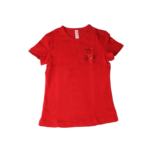 Clothing - Red T-shirts