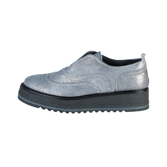 Ana Lublin - ANNY Grey Flat shoes