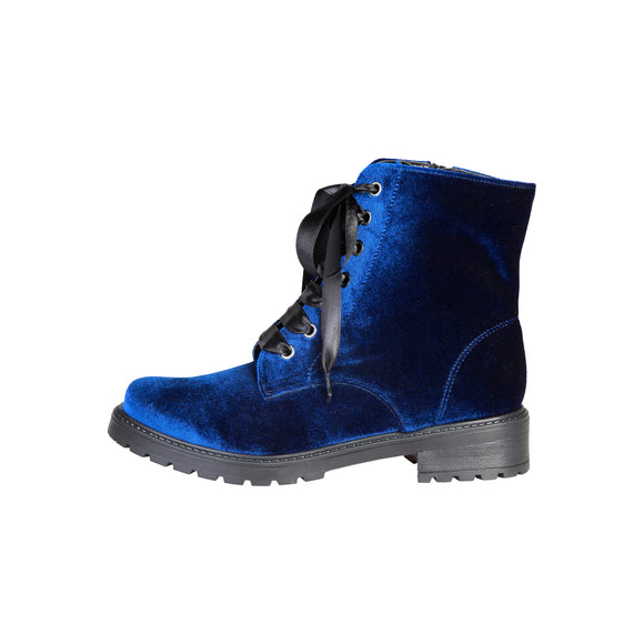 Ana Lublin - ALICIA Blue Ankle boots