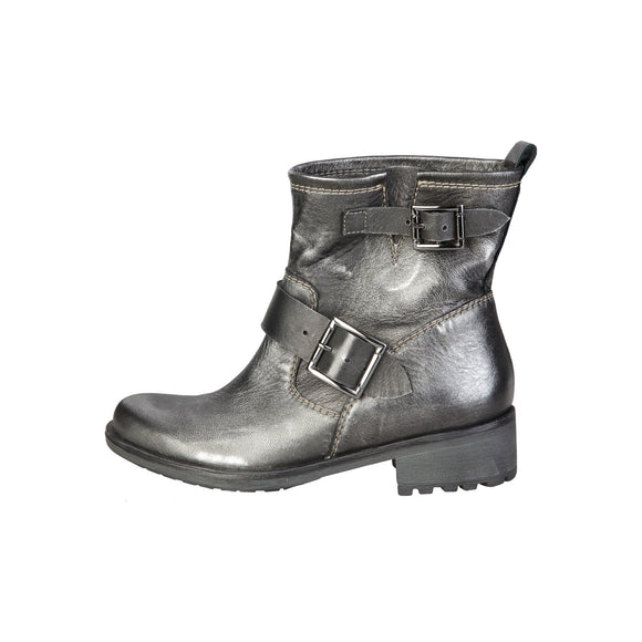 Ana Lublin - CARIN Grey Ankle boots