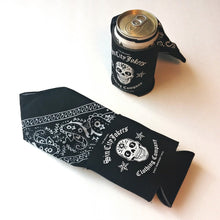 Sin City Jokers Sugar Skull Coozie CoozieRags
