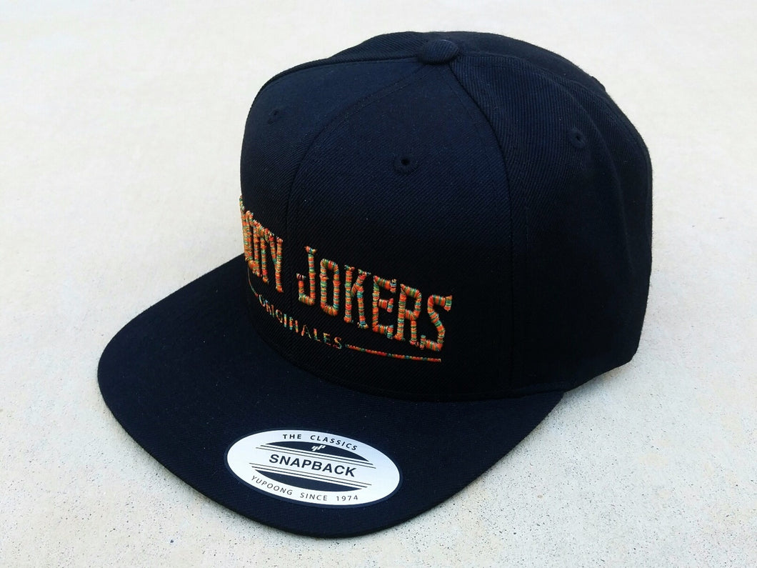 SCJ Originales Snapback (Multi-color thread)