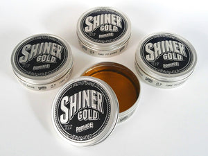 Shiner Gold Pomade (4 Pack)