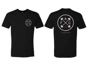 Circle FAC Men's Tee (Black)