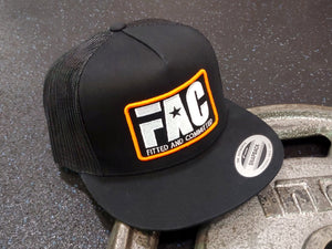 FAC Trucker (Orange and White)