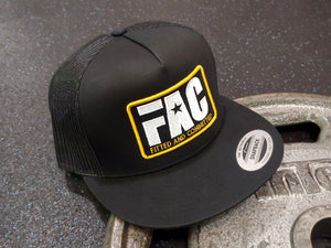 FAC Trucker (Gold and White)