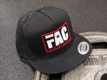 FAC Trucker (Maroon and White)