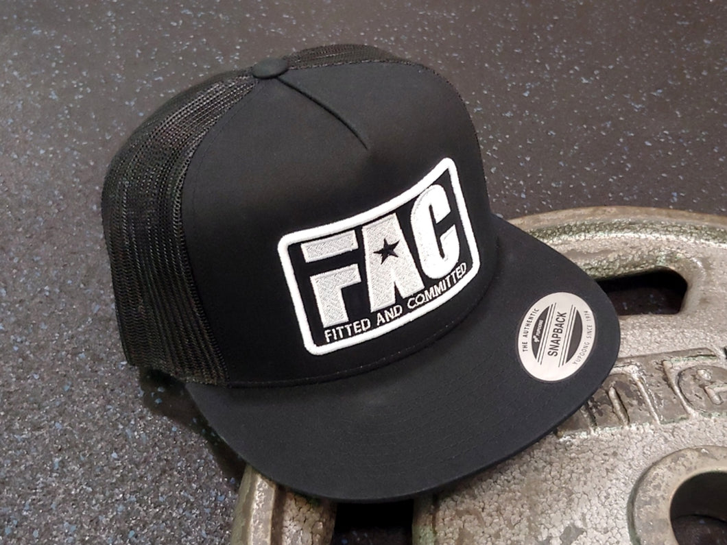 FAC Trucker (White)