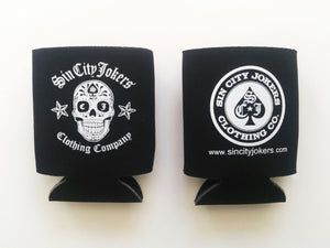 Sin City Jokers Coozie