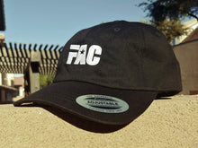 FAC Dad Cap (Black)