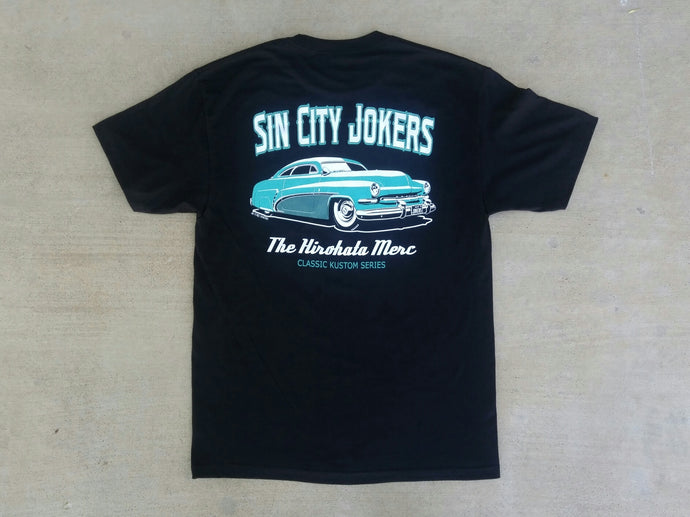 Classic Kustom Series: The Hirohata Merc T-shirt