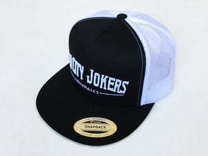 SCJ Originales Trucker (Black & White)