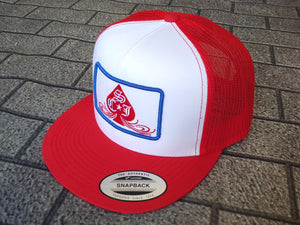 SCJ Classic Trucker (Red, White and Blue)
