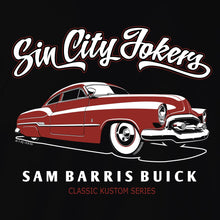 Classic Kustom Series: The Sam Barris Buick T-shirt
