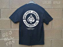 SCJ Locos Only (Navy) T-Shirt