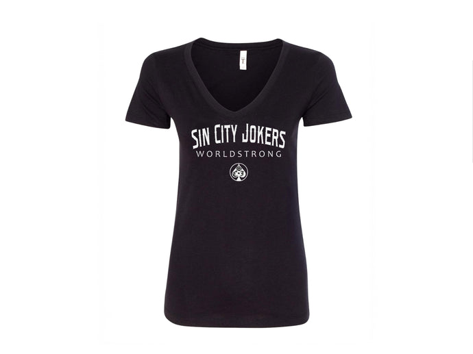 SCJ WORLDSTRONG Womens Tee