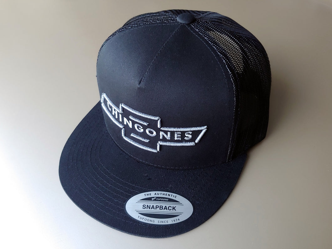 SCJ CHINGONES Trucker Hat (Gray)