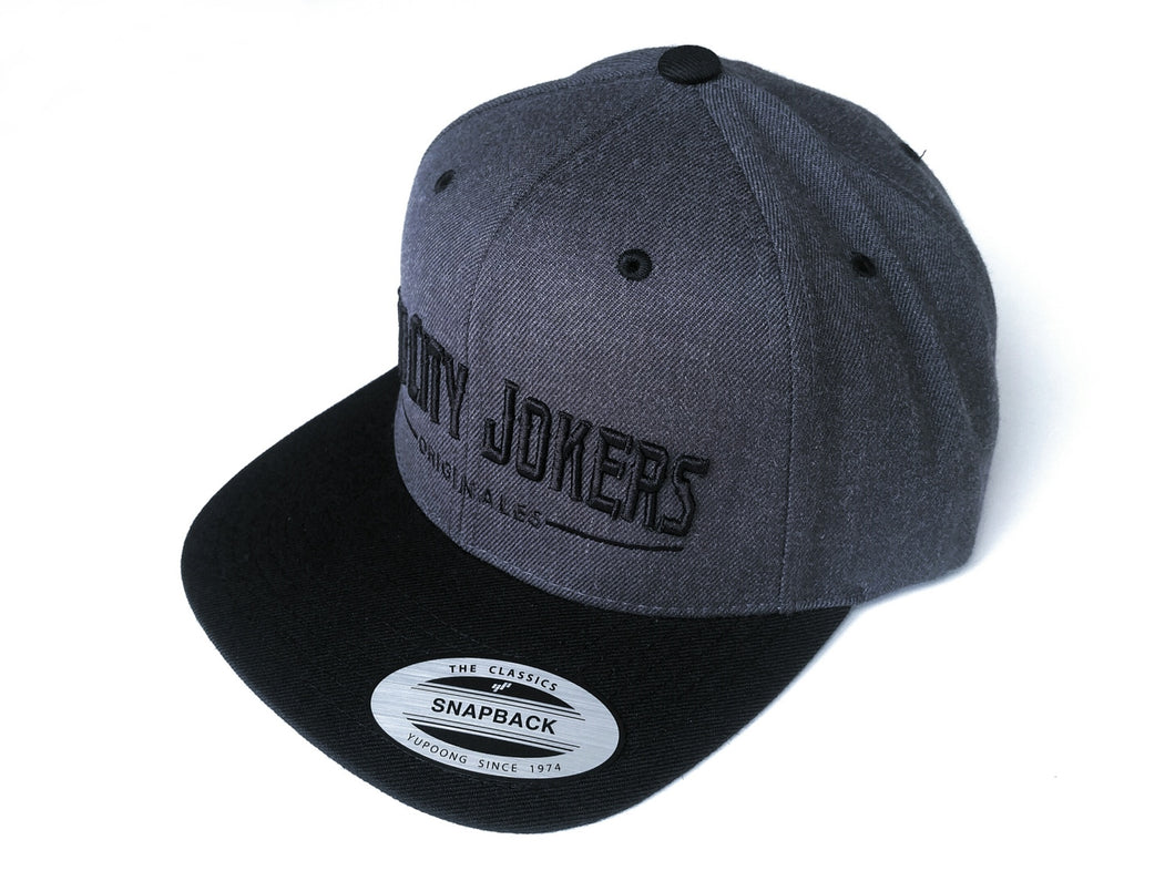 Sin City Jokers Snapback Hat