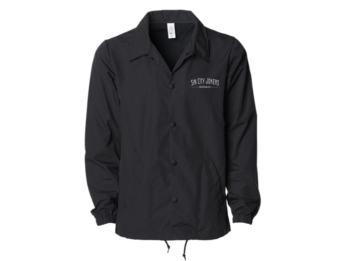 SCJ Coaches Jacket