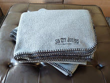 SCJ Fleece Throw Blanket