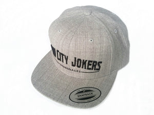 SCJ Originales Snapback (Heather)