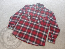 SCJ Flannel (Red Plaid)