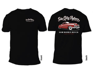 Classic Custom Sam Barris Black Tee