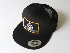 SCJ Classic Trucker (Gold and White)